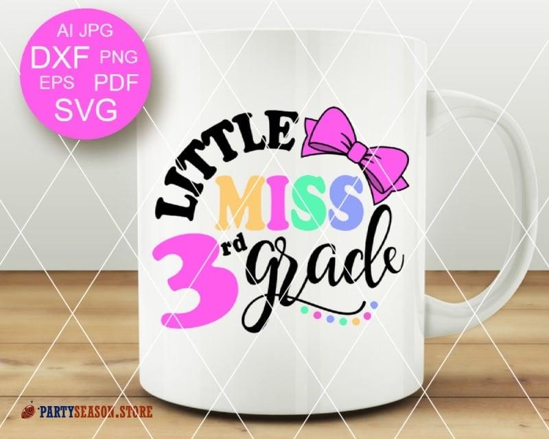 Miss Third Grade